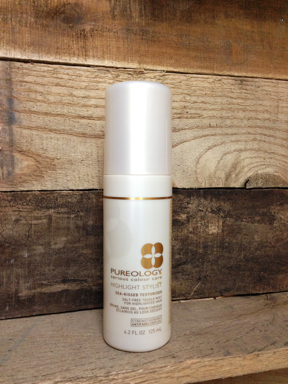 spring products for hair, pureology product