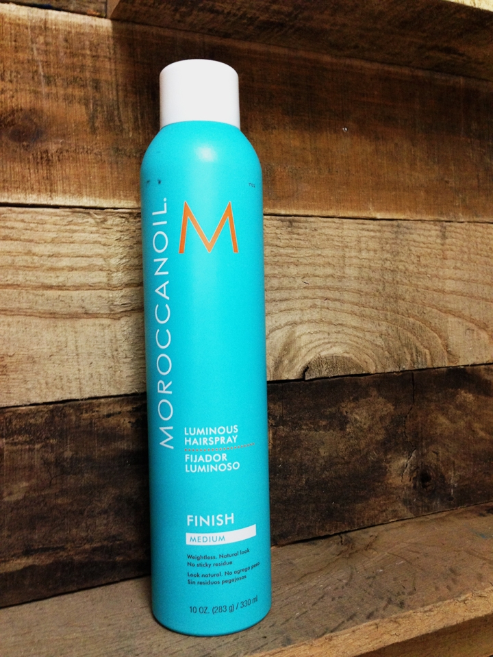moroccan oil, spring hair